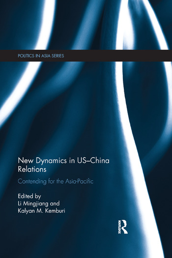 New Dynamics in US-China Relations Contending for the Asia Pacific book cover