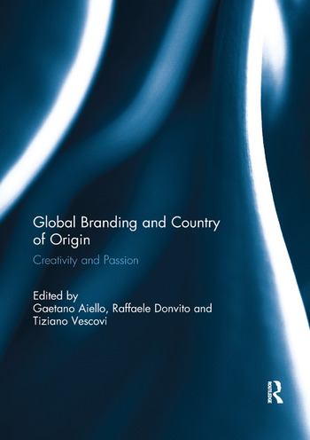 Global Branding and Country of Origin Creativity and Passion book cover