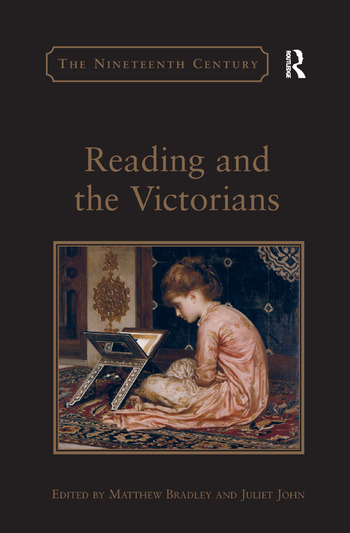Reading and the Victorians book cover