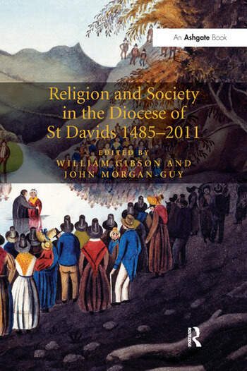 Religion and Society in the Diocese of St Davids 1485–2011 book cover