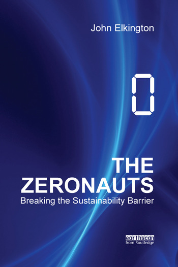 The Zeronauts Breaking the Sustainability Barrier book cover