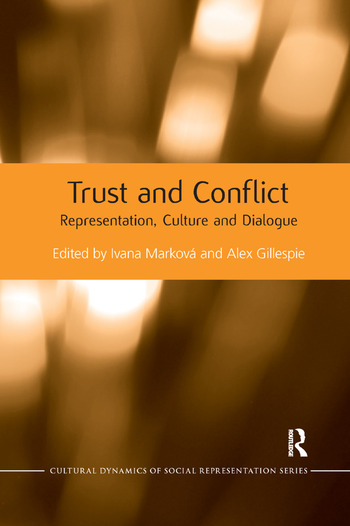 Trust and Conflict Representation, Culture and Dialogue book cover