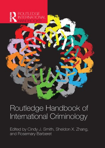 Routledge Handbook of International Criminology book cover