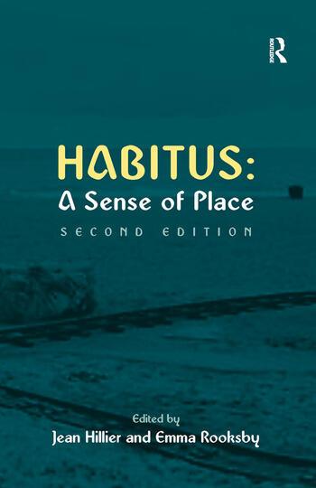 Habitus: A Sense of Place book cover