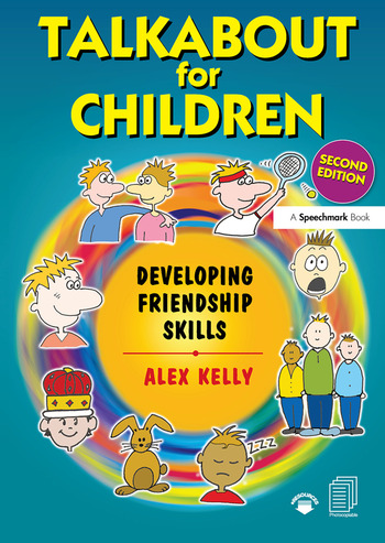 Talkabout for Children 3 Developing Friendship Skills book cover