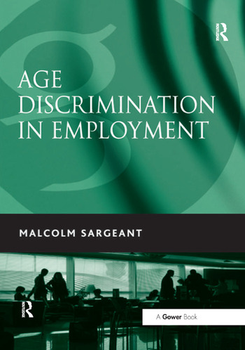 Age Discrimination in Employment book cover