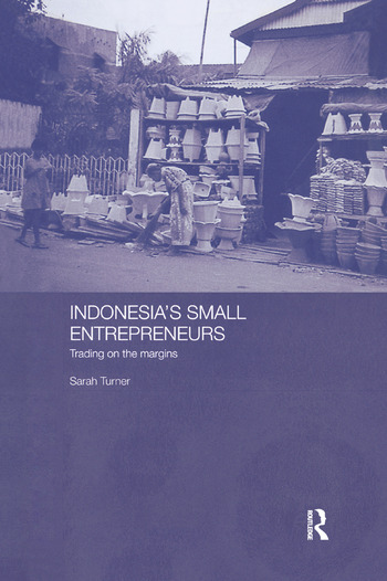Indonesia's Small Entrepreneurs Trading on the Margins book cover