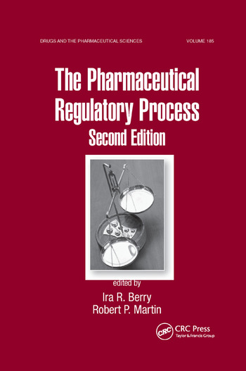 The Pharmaceutical Regulatory Process