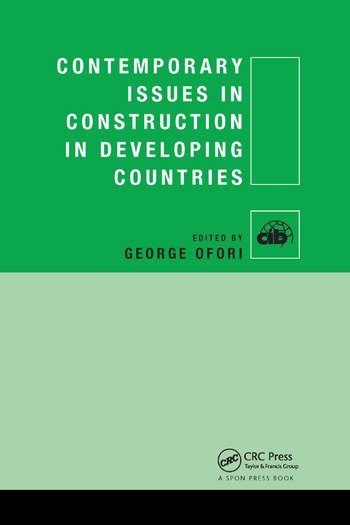 Contemporary Issues in Construction in Developing Countries book cover