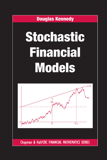 Stochastic Financial Models book cover