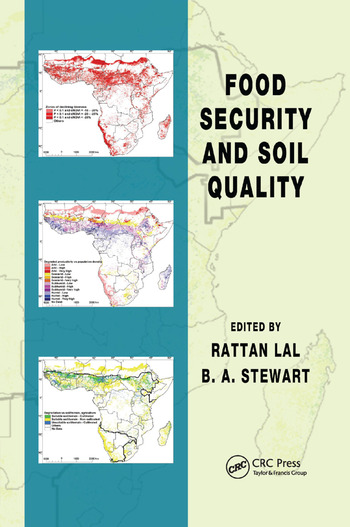 Food Security and Soil Quality book cover