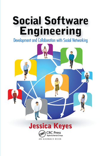 Social Software Engineering Development and Collaboration with Social Networking book cover