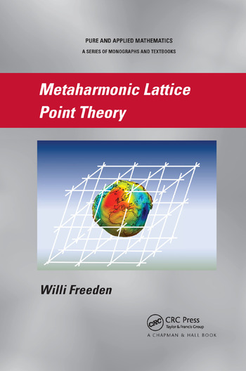 Metaharmonic Lattice Point Theory book cover