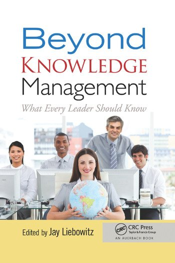 Beyond Knowledge Management What Every Leader Should Know book cover