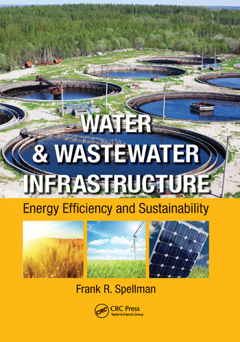 Water & Wastewater Infrastructure Energy Efficiency and Sustainability book cover
