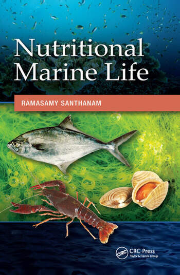 Nutritional Marine Life book cover