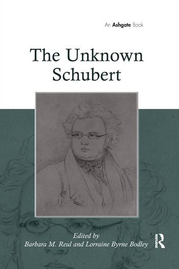The Unknown Schubert book cover