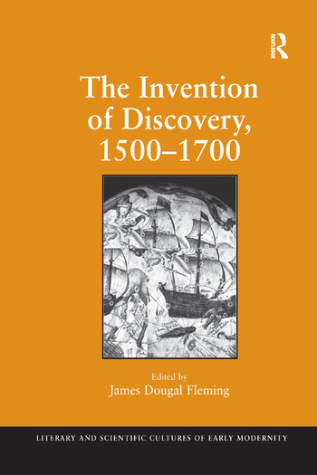 The Invention of Discovery, 1500–1700 book cover