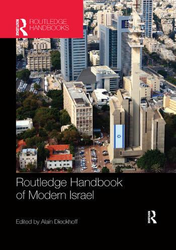 Routledge Handbook of Modern Israel book cover