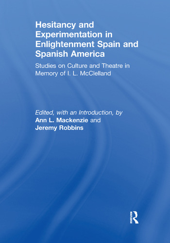 Hesitancy and Experimentation in Enlightenment Spain and Spanish America book cover