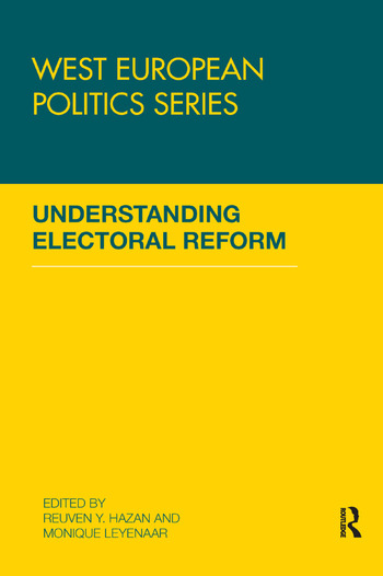Understanding Electoral Reform book cover