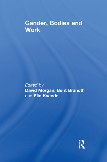 Gender, Bodies and Work book cover