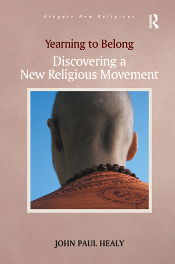Yearning to Belong Discovering a New Religious Movement book cover