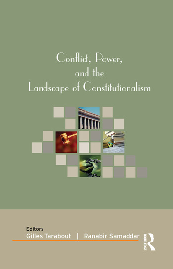 Conflict, Power, and the Landscape of Constitutionalism book cover