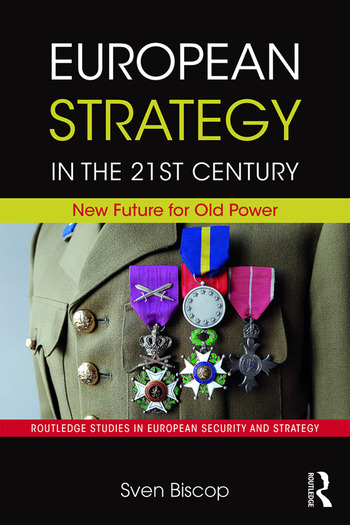 European Strategy in the 21st Century New Future for Old Power book cover