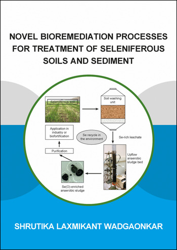 Novel Bioremediation Processes for Treatment of Seleniferous Soils and Sediment book cover