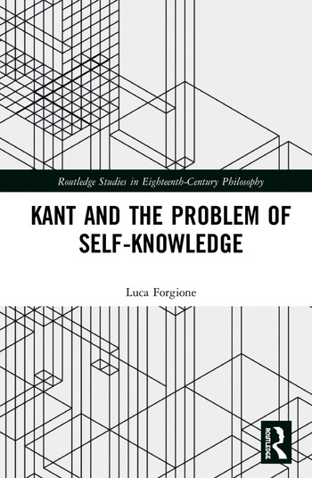 Kant and the Problem of Self-Knowledge book cover