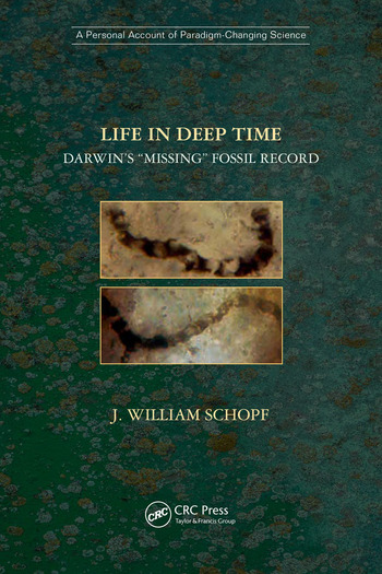 "Life in Deep Time Darwin's ""Missing"" Fossil Record book cover"