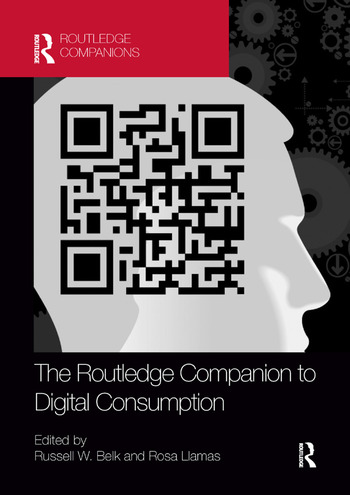 The Routledge Companion to Digital Consumption book cover