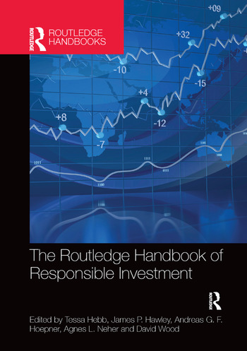 The Routledge Handbook of Responsible Investment book cover