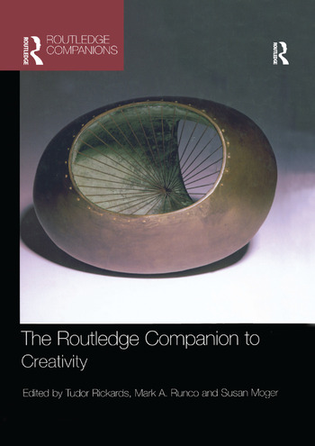The Routledge Companion to Creativity book cover