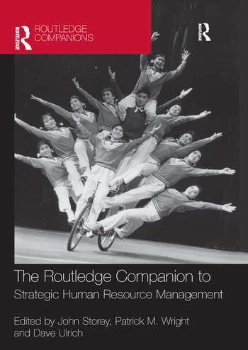 The Routledge Companion to Strategic Human Resource Management book cover