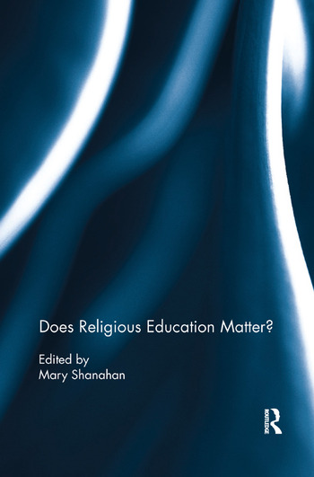 Does Religious Education Matter? book cover