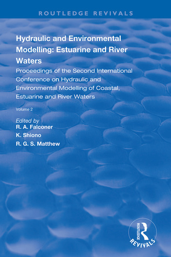 Hydraulic and Environmental Modelling: Estuarine and River Waters Proceedings of the Second International Conference on Hydraulic and Environmental Modelling of Coastal, Estuarine and River Waters, Vol. 2. book cover