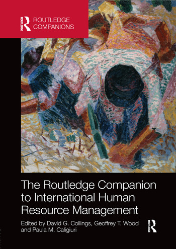 The Routledge Companion to International Human Resource Management book cover