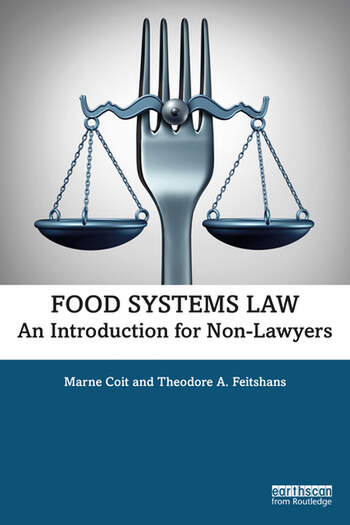 Food Systems Law An Introduction for Non-Lawyers book cover