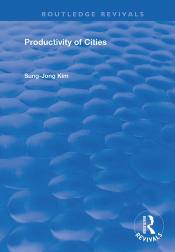 Productivity of Cities book cover