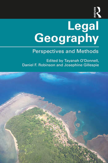 Legal Geography Perspectives and Methods book cover
