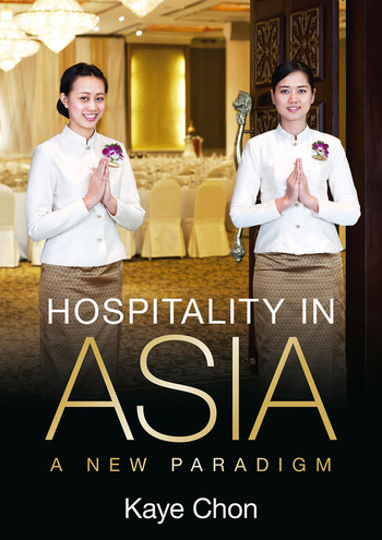 Hospitality in Asia A New Paradigm book cover
