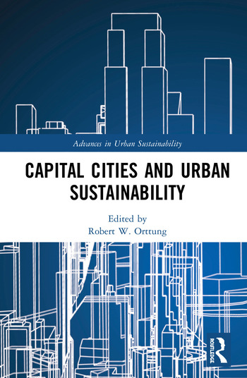 Capital Cities and Urban Sustainability book cover
