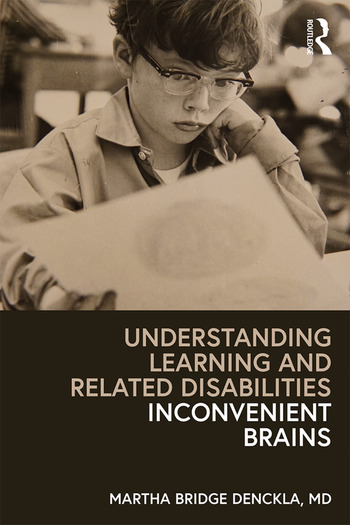 Understanding Learning and Related Disabilities Inconvenient Brains book cover