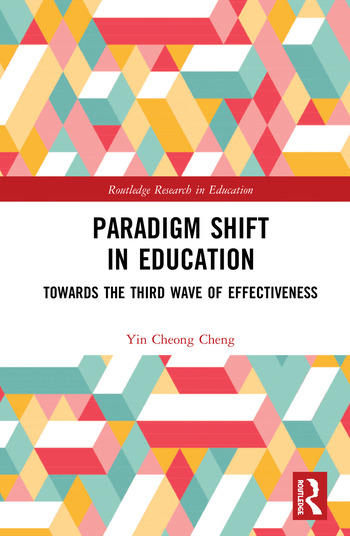 Paradigm Shift in Education Towards the Third Wave of Effectiveness book cover