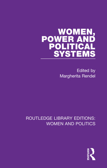 Women, Power and Political Systems book cover