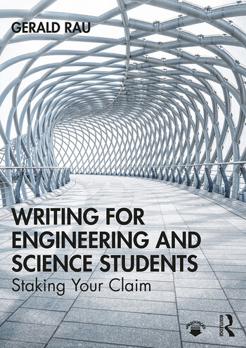 Writing for Engineering and Science Students Staking your Claim book cover