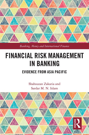 Financial Risk Management in Banking Evidence from Asia Pacific book cover