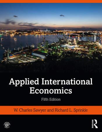 Applied International Economics book cover